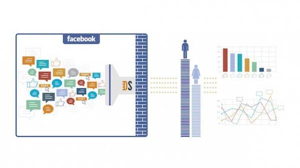 Facebook - topic data