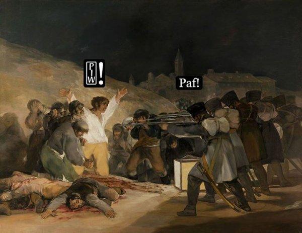 PIW - Paf - Sztuczny Fiołek