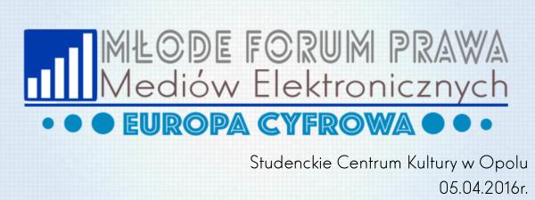 Młode Forum Prawa Mediów Elektronicznych