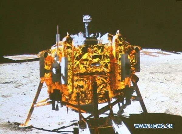zdjęcie z Księżyca