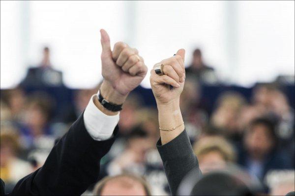 Głosowanie w PE