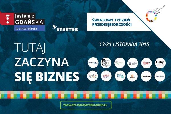 Światowy Tydzień Przedsiębiorczości w STARTERZE