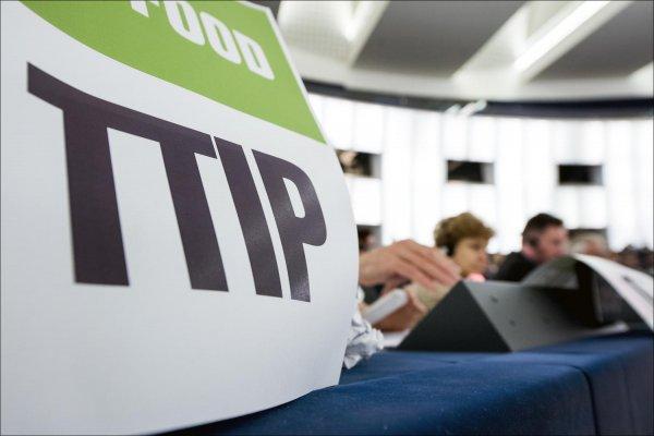 TTIP - głosowanie w PE