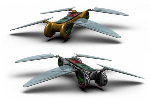 Robo Dragonfly
