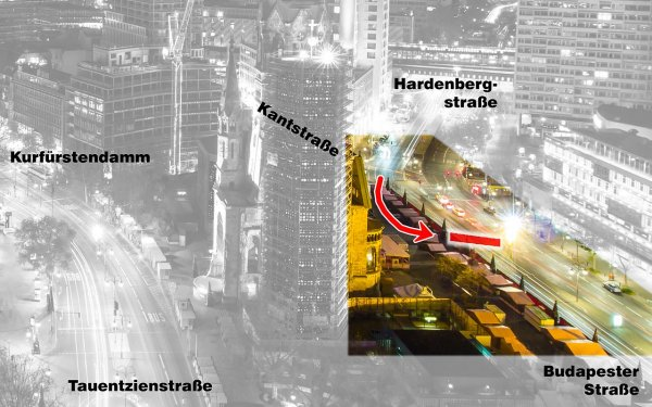 Atak w Berlinie