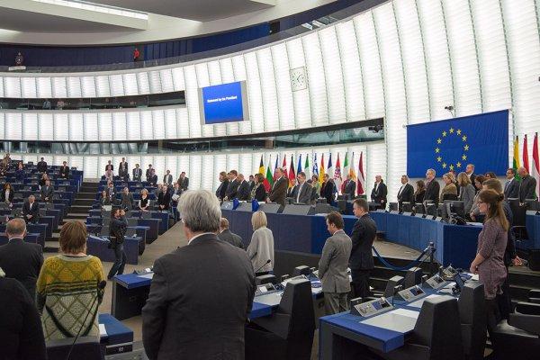Sesja Plenarna PE