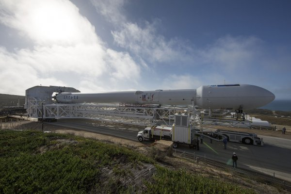 Jason-3, SpaceX