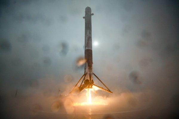 Lądowanie- SpaceX, Jason