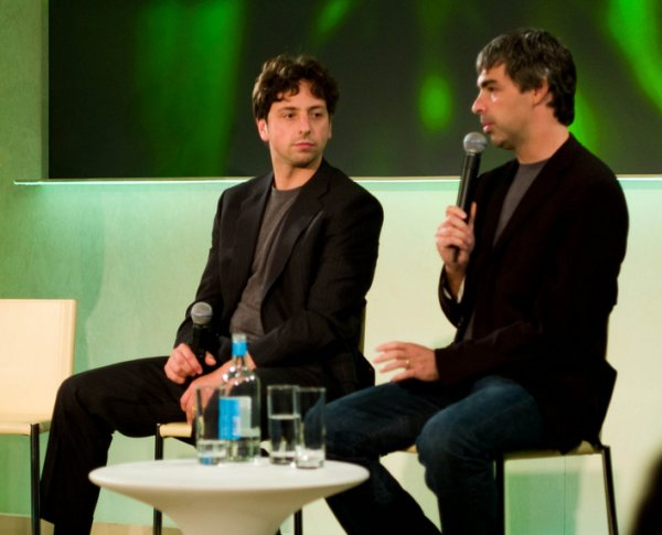 Larry Page, Sergey Brin - Google