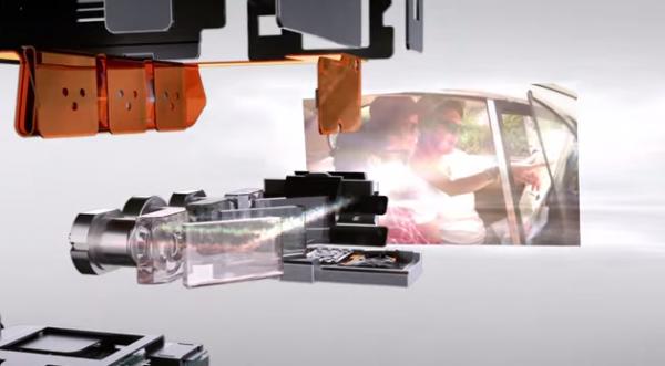 Smart Cast - projektor