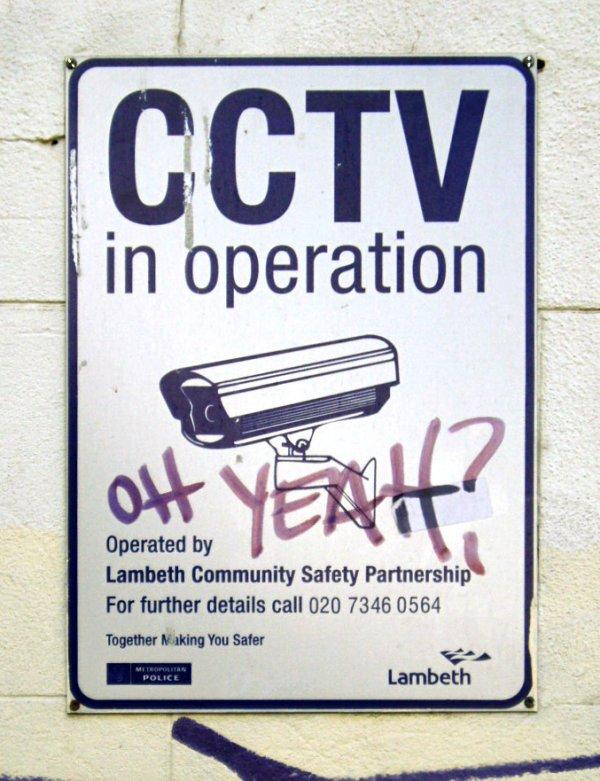 Monitoring wizyjny - CCTV