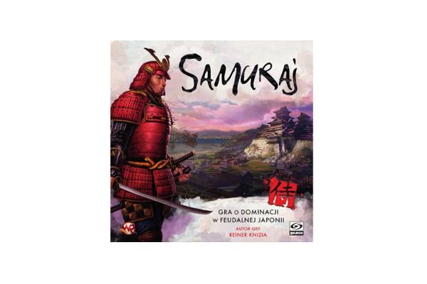 7 Samurajów gra planszowa