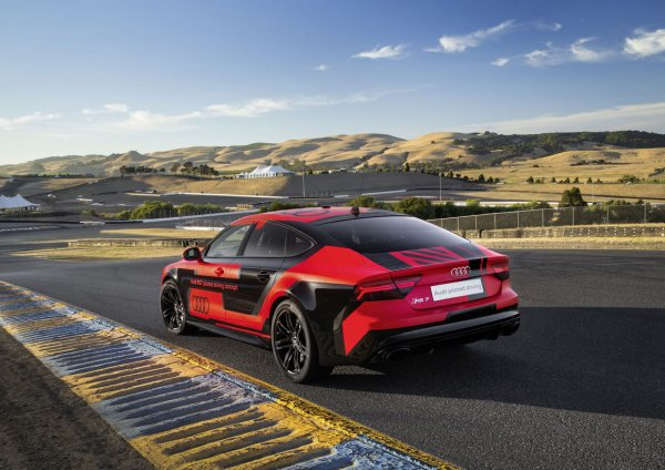 Audi - Robby