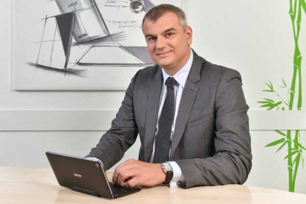 Sławomir Stanik, ASUS Polska Country Manager