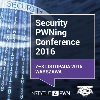 SECURITY PWNing