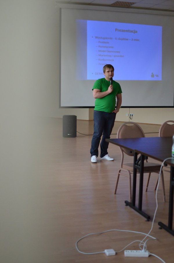 Startup Sprint Młodość