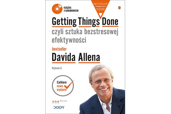 Prezent. Getting Things Done. Audiobook i e-booki