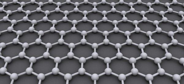 Struktura grafenu...