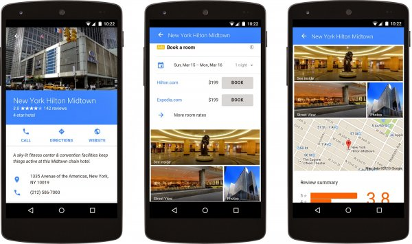 Reklama Hotelu w Google