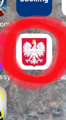ikonka mObywatel na ekranie