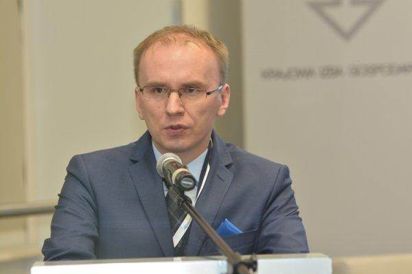 Radosław Domagalski - wiceminister rozwoju