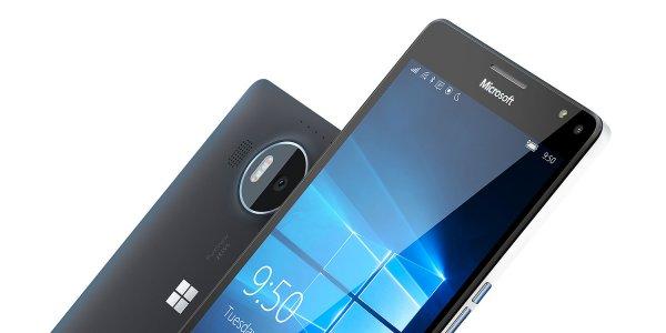 MS Lumia 950 XL