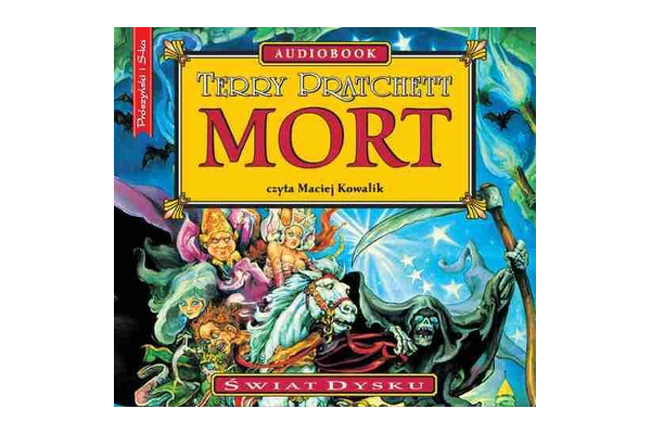 Prezent. Audiobook Terry Pratchett Mort