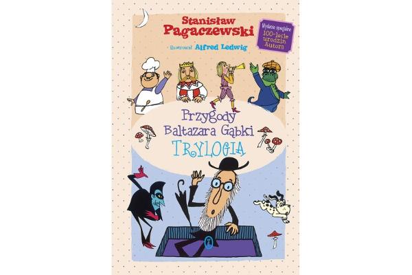 Przygody Baltazara Gąbki (Międzynarodowy Dzień Książki dla Dzieci)