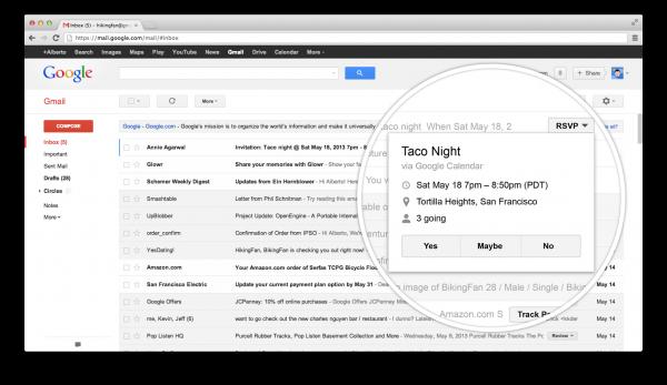 grafika - Gmail