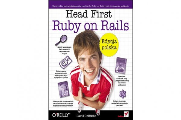 Ruby on Rails. Head First