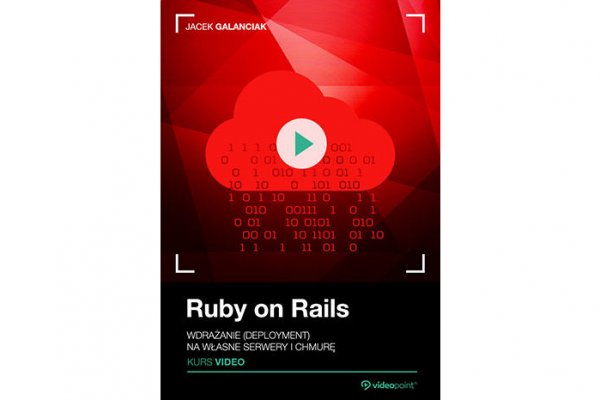 Ruby on Rails. Kurs wideo