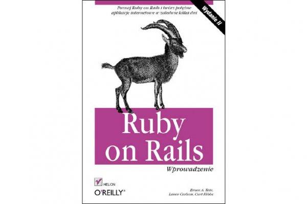 Ruby on Rails. Wprowadzenie
