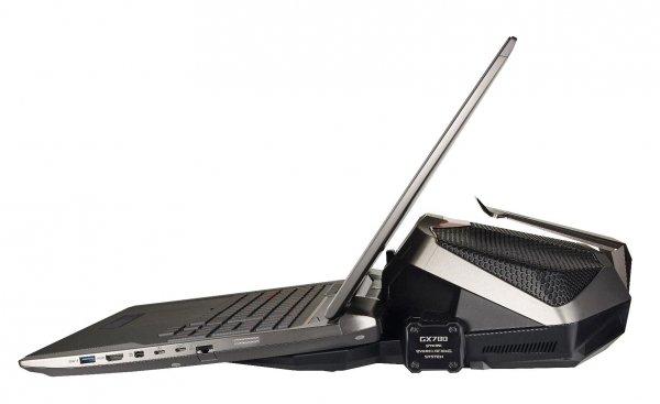 ASUS - laptop z chłodzeniem wodnym