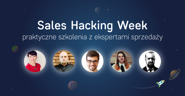 sales hacking week livespace