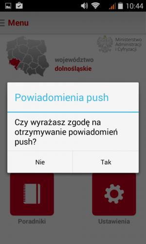 Push w RSO