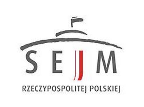 Sejm - nowe logo