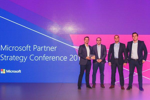 Senetic Partner Roku Microsoft 2017