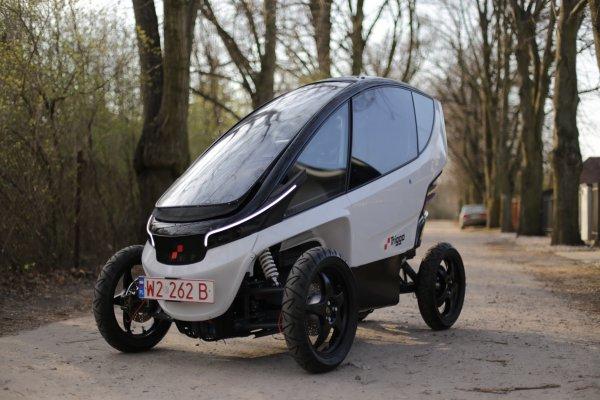 polskie e-auto Triggo