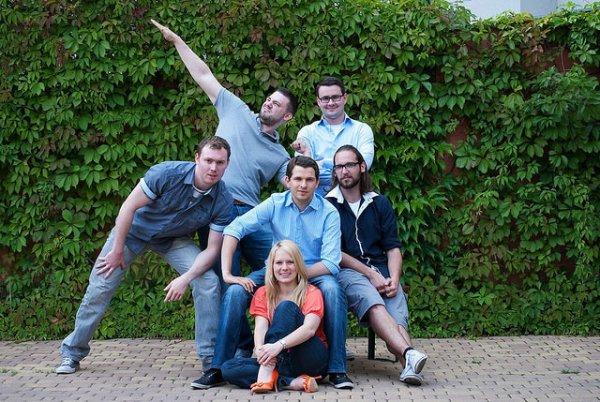 Zespół stojący za Wunderlist