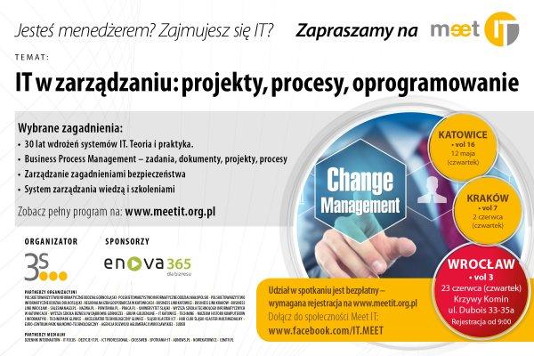 Meet IT Wrocław vol. 3