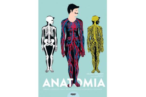 Prezent dla sześciolatki. Anatomia ludzkiego ciała na wyjątkowych ażurowych rycinach