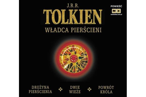 Audiobook Władca Pierścieni (pudełko)