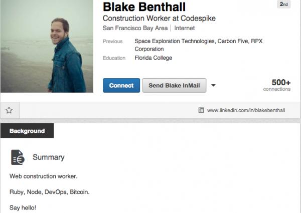 Blake Benthall