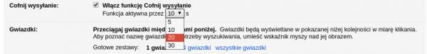 Cofanie wysyłania w Gmailu