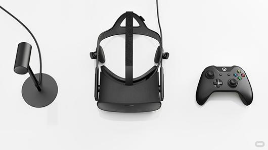 Zestaw Oculus