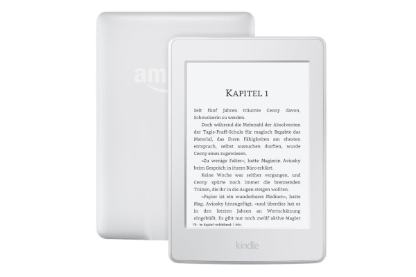 Prezent na 18tkę dla niej. Kindle Paperwhite