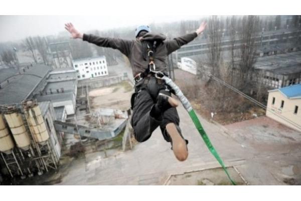 Prezent na 18tkę dla niego. Dream Jump - skok z ekstremalnej wysokości