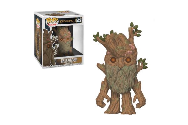 Figurka Drzewca Enta z Władcy Pierścieni