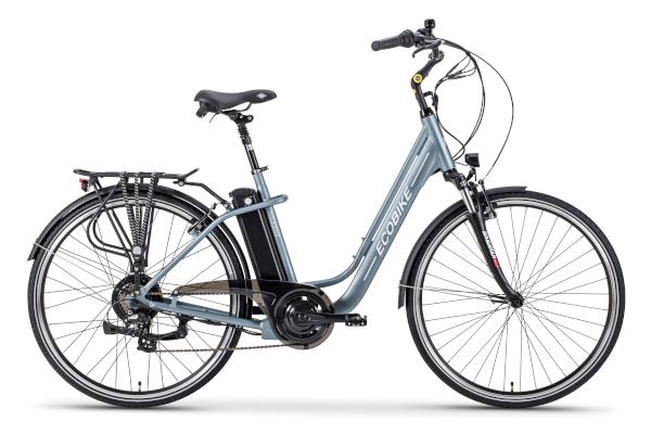 Prezenty polskie. Rower elektryczny EcoBike