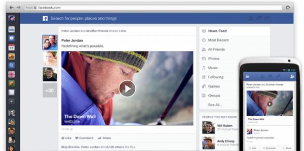 Nowy Facebook...